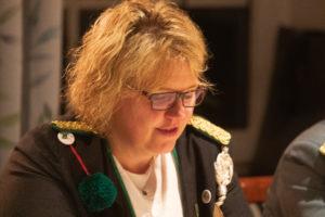 Beisitzerin im Vorstand: Bianca Lüllmann.